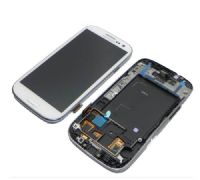 Samsung Galaxy S3 i9300 Digitizer & LCD Screen Assembly in White